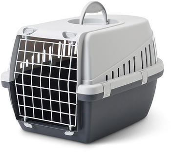 Savic Transport Box Trotter S Grey (60,5 x 40,5 x 39 cm)