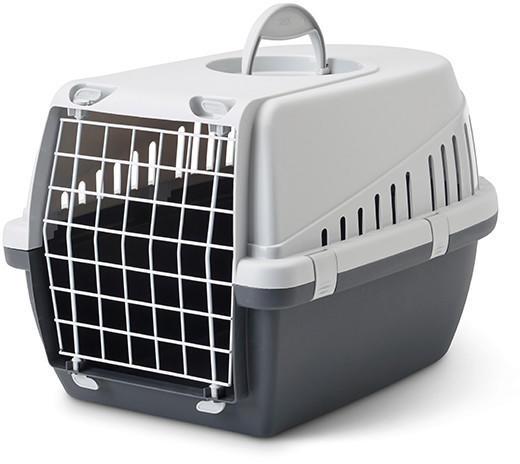 Savic Transport Box Trotter S Grey (60,5 x 40,5 x 39 cm)