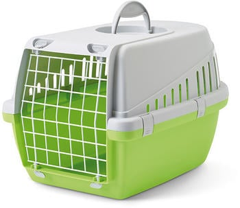 Savic Transport Box Trotter M Green (56 x 37,5 x 33 cm)