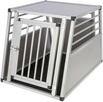 kerbl-tiertransportbox-alu-barry-eintuerig-92x65x65cm
