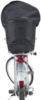 TRIXIE Trixie Hundefahrradkorb Long für breite Gepäckträger