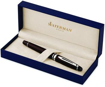 waterman-expert-deep-brown-rollerball-pen-ct-s0952260