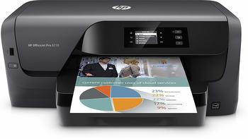 Hewlett-Packard HP OfficeJet Pro 8210 (D9L63A)
