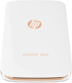 Hewlett-Packard HP Sprocket Plus weiß (2FR85A)