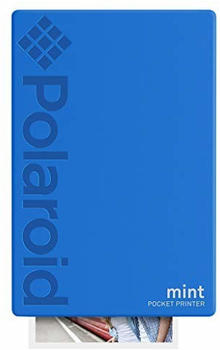 Polaroid Sofortbild-Drucker Mint Printer Blau