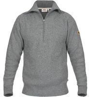 fjaellraeven-herren-greenland-re-wool-sweater-grau