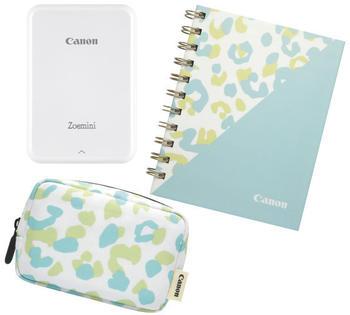 Canon Zoemini Essential Kit weiß inkl. Tasche+Notizbuch