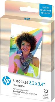 HP Fotopapier 2FR23A HP Sprocket
