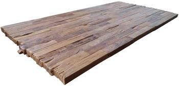 SIT Tischplatte Teak rough 240 x 100 cm