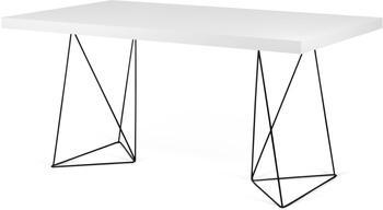 TemaHome Esstisch Multi weiß 160x90cm