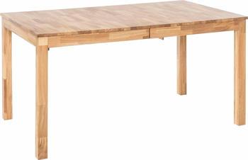MCA Furniture 140x76cm wildeiche
