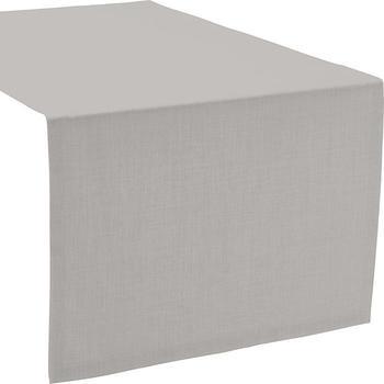 Sander Loft Tischläufer 40 x 100 cm steingrau