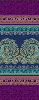 Bassetti Recanati B1 blu 50x150 (9302837-B1)