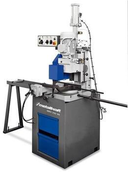 Metallkraft MKS 350 VH Aktions-Set - Halbautomatische Vertikal-MetallkreissägeHalbautomatische Vertikal-Metallkr