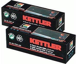 Kettler 1* Tischtennisbälle
