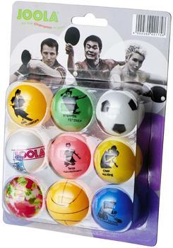 Joola Tischtennis-Bälle Fan