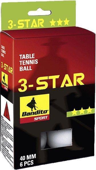 Bandito Tischtennis Bälle***