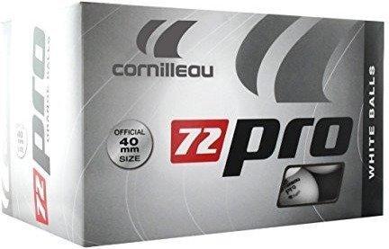 Cornilleau Pro X72 Tischtennisbälle