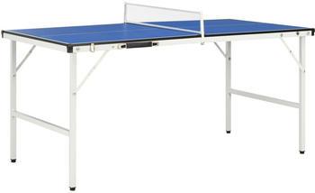 vidaXL Tischtennisplatte mit Netz 5 Fuß (91946)