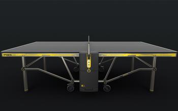 Sponeta Design Line Premium SDL Raw Indoor black