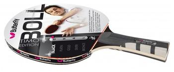 Butterfly Timo Boll black (85030)