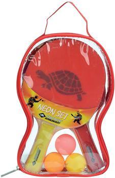 Donic Schildkröt Neon - Tischtennis-Set