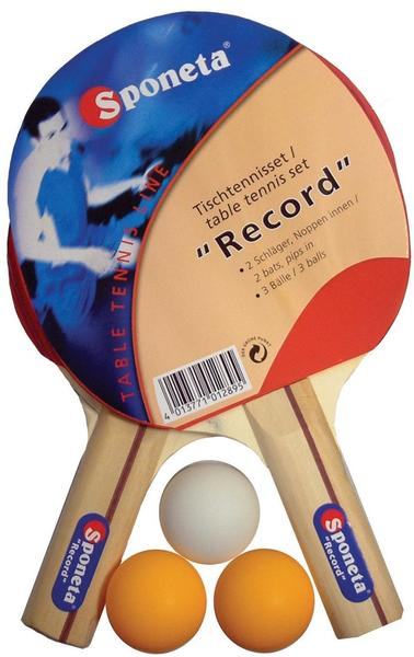 Sponeta Record - Tischtennis-Set