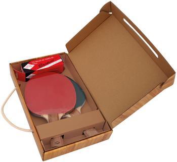 Donic Schildkröt Retro - Tischtennis-Set