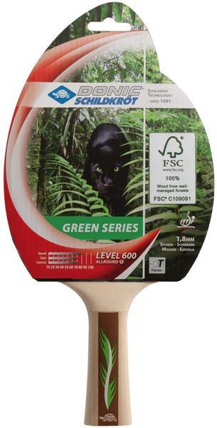 Donic Schildkröt Green Series - Level 600