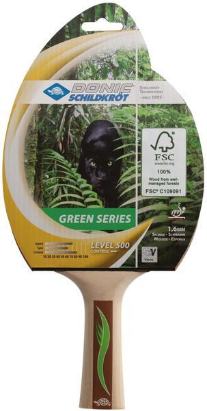 Donic Schildkröt Green Series - Level 500