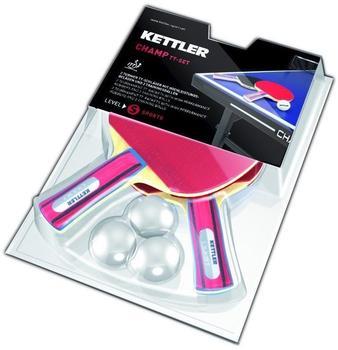 Kettler Champ - Tischtennis-Set