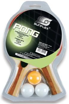 Sunflex-Sport Pong - Tischtennis-Set