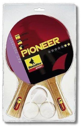 Bandito Pioneer - Tischtennis-Set