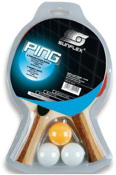 Sunflex-Sport Ping - Tischtennis-Set