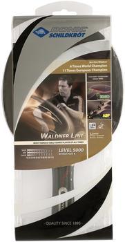 donic-schildkroet-751805waldner-5000-carbon-attack-tischtennis-schlaeger-abp-griff
