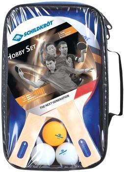 Donic Schildkröt Schildkröt 2-Player Hobby Tischtennisset
