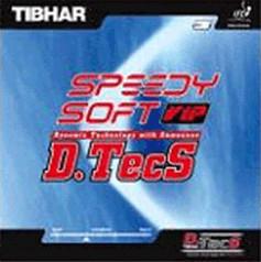 Tibhar Speedy - Soft D.Tecs