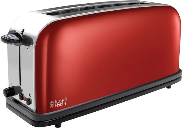 Russell Hobbs Colours Langschlitz-Toaster flame red 21391-56