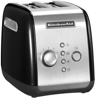 KitchenAid 5KMT221 EOB onyx schwarz