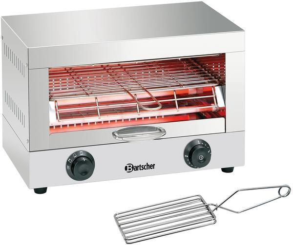 Bartscher Toast/Überbackgerät (A151300)