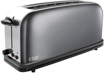 Russell Hobbs Colours Langschlitz-Toaster storm grey 21392-56