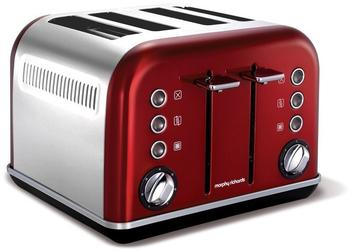 Morphy Richards 242020 Accents Red