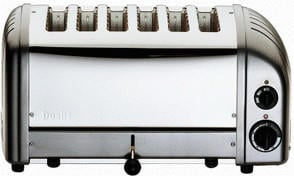 Dualit Vario 6 Metallic Anthrazit (60188)