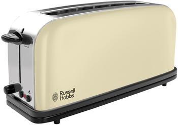 Russell Hobbs Colours Langschlitz-Toaster classic cream 21395-56