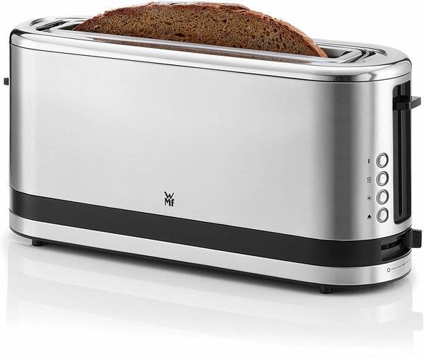 WMF KÜCHENminis Langschlitz-Toaster silber (04.1412.0011)