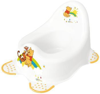 OKT Babytopf Deluxe Winnie Pooh weiß