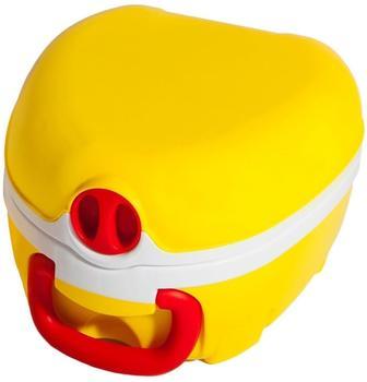 Kiddy My Carry Potty Yellow