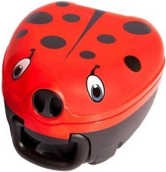 Kiddy My Carry Potty Ladybug