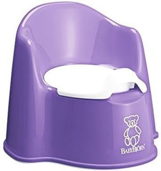 Babybjörn Potty Chair Purple