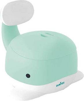 Olmitos Potty Whale Green
